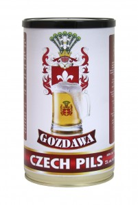 Koncentrat brew-kit Czech Pils 1,7kg