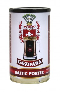 Koncentrat brew-kit Baltic Porter 1,7kg