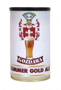 Koncentrat brew-kit Summer Gold Ale