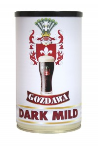 Koncentrat brew-kit Dark Mild 1,7kg