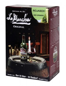 La Mancha Rojasch Red Spanish